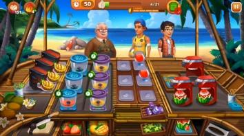 Взломанный Cooking Madness - A Chef's Restaurant Games