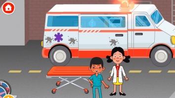 Pepi Hospital взлом (Мод все открыто)