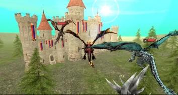Симулятор Дракона Онлайн взлом (Мод много денег)