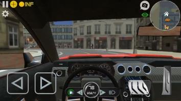 Muscle Car Simulator взломанный (Мод на деньги)