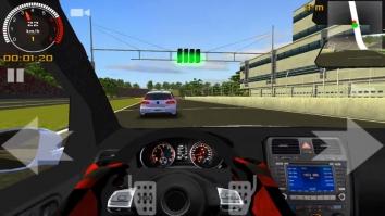 Racing Online взломанный (Мод много денег)