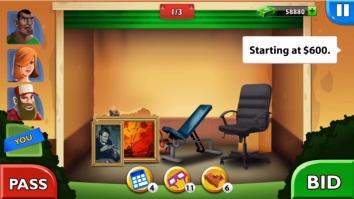 Bid Wars - аукционов взломанная (Mod на деньги)