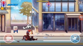 Человек-Паук: Невероятная Сила взломанный