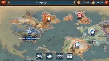 European War 6: 1804 взломанный (Мод все открыто)
