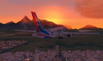 Flight Sim 2018 взломанный (Мод много денег)