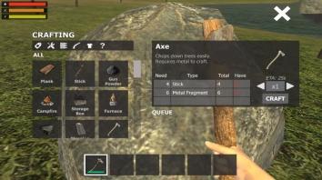 Симулятор Выживания взломанная (Mod на деньги)