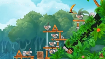 Angry Birds Rio взломанный (Мод много денег)