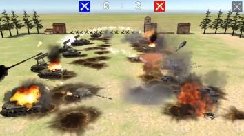 WW2 Battle Simulator взломанная (Mod на деньги)