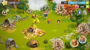Family Age: красивая ферма с интересным сюжетом взломанный (Мод много денег)