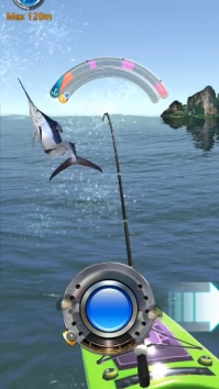Monster Fishing 2018 взломанный (Мод много денег)