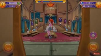 Винкс: Приключения Баттерфликс взломанный (Мод много денег)