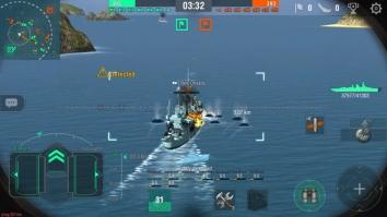 World of Warships Blitz взломанный (Мод много денег)