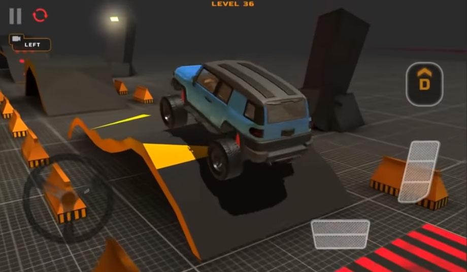 скачать взломанную игру project off road