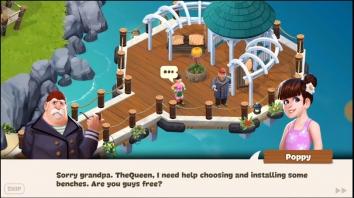 Lost Island: Blast Adventure взломанный (Мод много жизней)