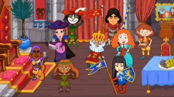 Pepi Tales: King's Castle взломанный (Мод разблокировано)