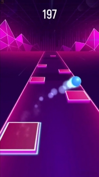 Tiles Hop: Forever Dancing Ball взломанный (Мод много денег)