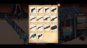 Zombie Ranch - Сражение с зомби! взломанный (Мод много денег)