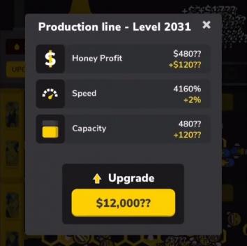 Bee Factory взломанный (Мод много денег)