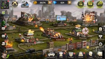 Zombie Strike: The Last War of Idle Battle взломанный