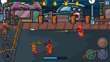 Zombie Guard взлом (Мод много денег)
