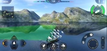 King of Sails: Морской бой взломанный (Мод много денег)
