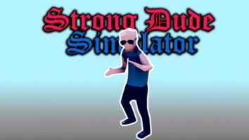 Strong Dude Simulator взлом