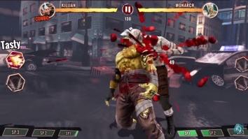 Zombie Fighting Champions взлом (Мод много денег)