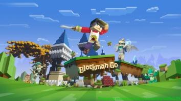 Blockman GO : Blocky Mods взломанный (Мод много денег)