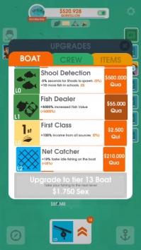 Hooked Inc: Fisher Tycoon взломанный (Мод много денег)
