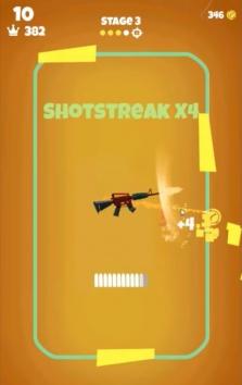 Spinny Gun взломанный (Мод много денег)