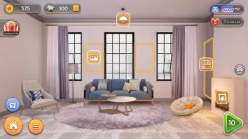Мой Дом - Дизайнерские Мечты взломанная (Mod на деньги)
