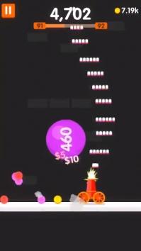 Ball Blast взломанный (Мод все открыто)