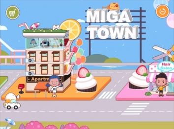 Мой город - Miga Town взломанный (Мод все открыто)