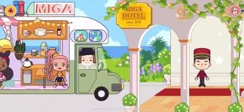 Miga Город :Мой отпуск полная версия (Мод разблокировано)
