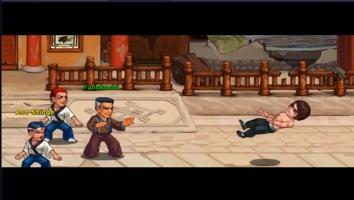 Кунг-фу атака: RPG офлайн взломанная (Mod на деньги)