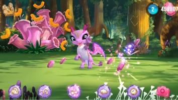 Baby Dragons: Ever After High взломанный (Мод свободные покупки)