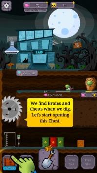 Idle Zombies взломанный (Мод много денег)