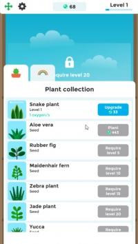 Terrarium: Garden Idle взломанный (Мод много денег)