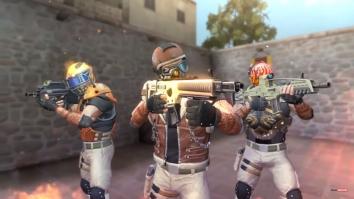 MaskGun ® Multiplayer FPS взломанный (Мод много патронов и денег)