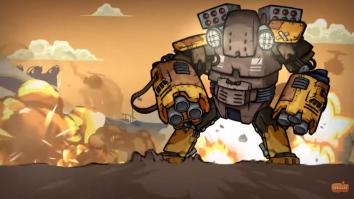 Metal Soldiers 2 взломанный (Мод много денег)