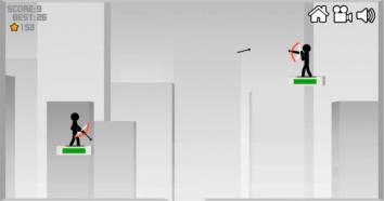 Лучник Stickman 2 взломанный (Мод много денег)