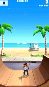 Flip Skater взломанный (Мод много денег)