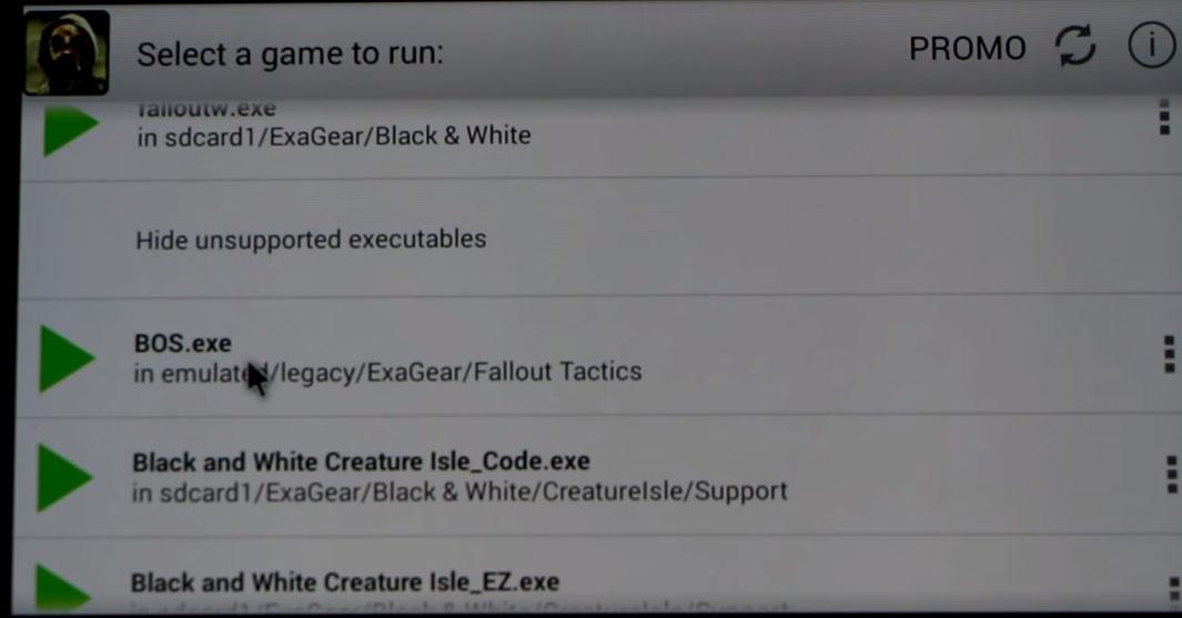ExaGear RPG полная версия (взломанный) скачать на android