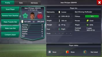Soccer Manager 2019 - SE взломанная (Mod на деньги)