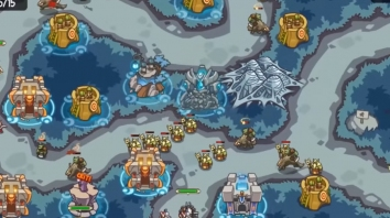 Empire Warriors TD Premium: Tower Defense Games взломанная (Mod на деньги)