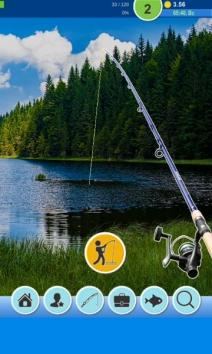 Крутой рыбак! Реальная рыбалка на русском взломанный (Мод много денег)