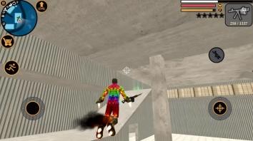 Vegas Crime Simulator 2 взломанный (Мод много денег)