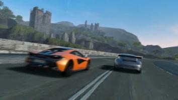 Gear.Club - True Racing взломанная (Мод много денег)