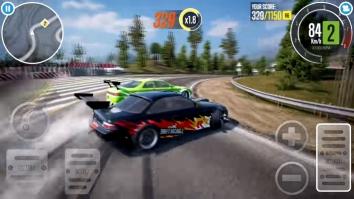 CarX Drift Racing 2 взломанный (Мод много денег)