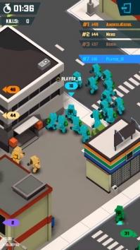 City Gangs: San Andreas взломанный (Мод много денег)